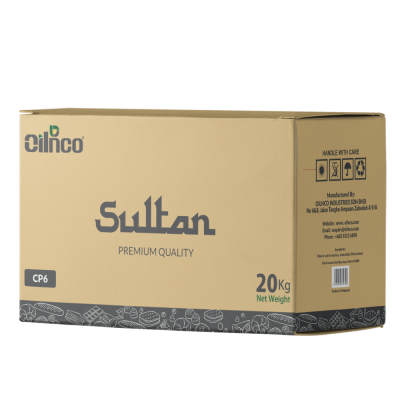 (CARTON) SULTAN OIL 20KG