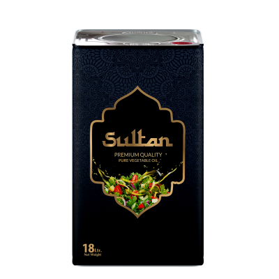 (Tin) SULTAN OIL 18ltr